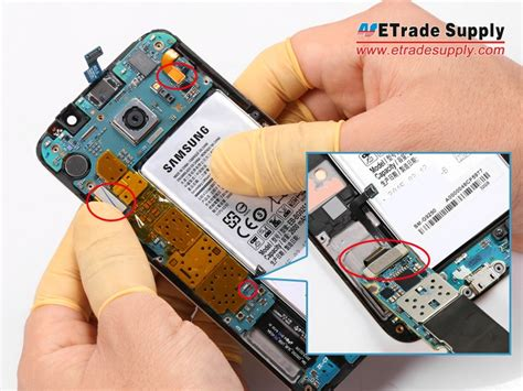 how to replace a galaxy s6 edge cracked screen