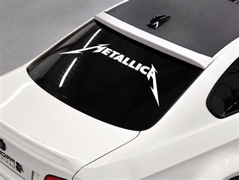 Metallica Stickers