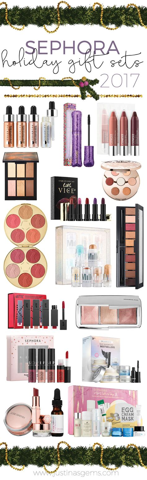 sephora gift sets sephora exclusive gifts for 2017 justina s gems
