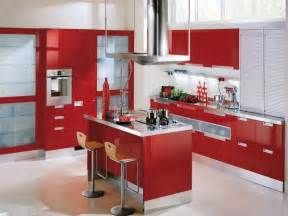 White And Red Kitchen Cabinets - red and white kitchen cabinets voqalmedia com