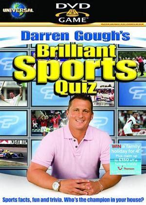 film interactive quiz rent darren gough s brilliant sports quiz interactive dvd