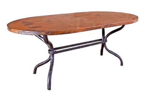 elliptical dining table woodland oval dining table