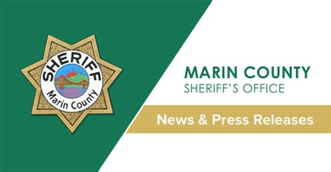 Marin County Warrant Search New Arrest Made In Novato Homicide Newsletter Details Marin County Sheriff S