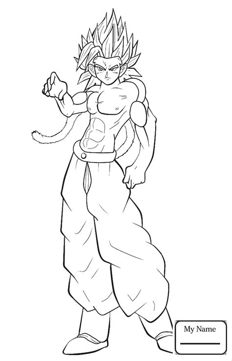 gohan ssj2 coloring pages photos resume ideas www