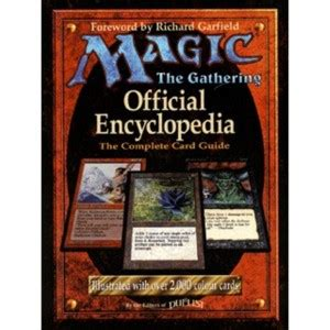 mage volume 3 the defined book one books magic the gathering official encyclopedia volume 1
