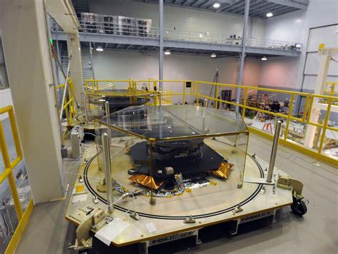 Nasa Room by Maryland Building The Webb Telescope In Nasa S