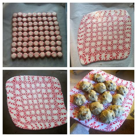 starlight mint christmas tree directions starlight mint plate easy to do and as a cookie platter bake at 350 for 7 min