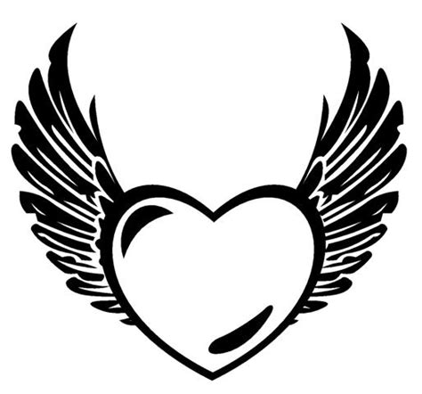 Cute Hearts With Wings Coloring Pages Coloring Pages Coloring Pages Of Hearts With Wings