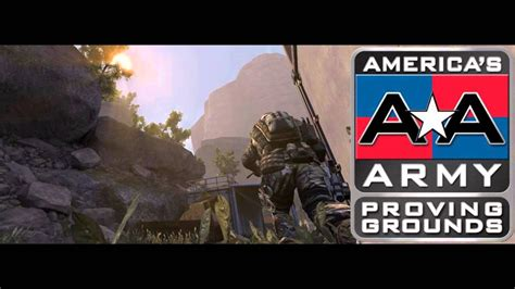 america s america s army proving grounds music and in game sounds