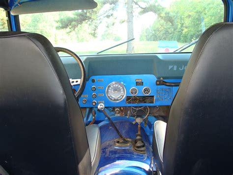 Jeep Cj5 Interior 1978 Jeep Cj5 Pictures Cargurus