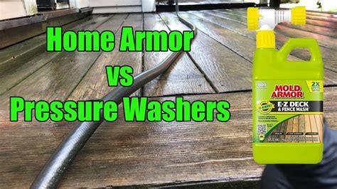 home armor deck wash  pressure washer youtube