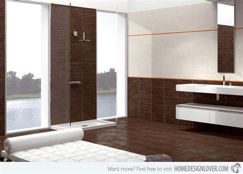 sophisticated brown bathroom ideas home design