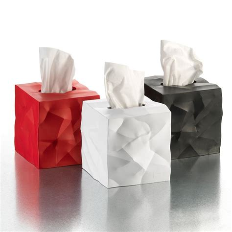tissue cover 4 crinkle tissue box cover 187 gadget flow
