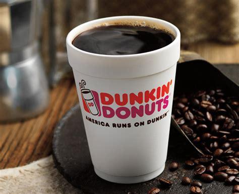 Coffee Dunkin Donuts drinks dunkin donuts