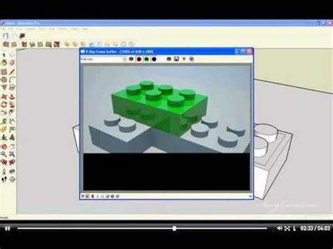 tutorial vray for sketchup bahasa indonesia tutorial rendering vray sketchup 05 refraksi part 1