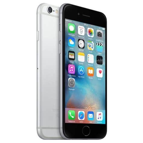 iphone 6 neuf 32 go apple iphone 6 plus 128 go gris sid 233 ral achat smartphone pas cher avis et meilleur prix
