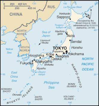 political map of japan map of japan political go japan go