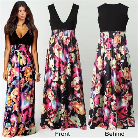 2in1 Maxi Uniq summer dresses oasis fashion