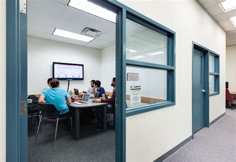 library west study rooms innis learning zone mcmaster library hamilton ontario canada