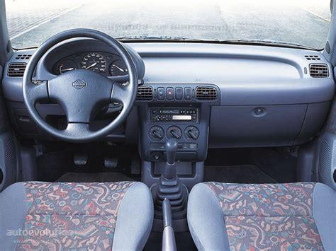 Nissan Micra K11 Interior by Nissan Micra 3 Doors Specs 1992 1993 1994 1995 1996
