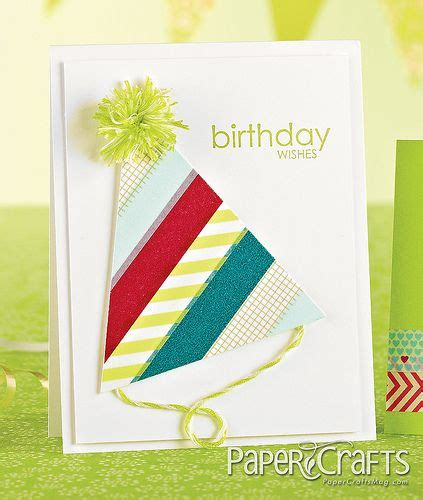 paper crafts magazine 235 best images about birthday cards on flower