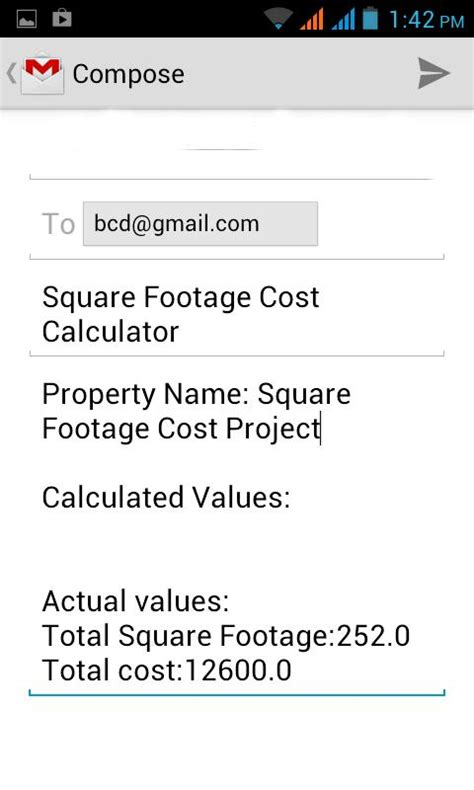 total square footage calculator square footage calculator android apps on google play