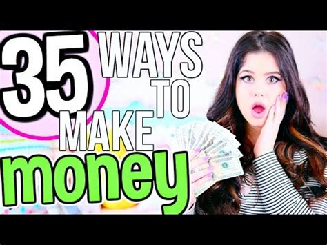 How To Make Money Online Quickly And Easily - 35 fast easy ways to make money how to make money fast as a teenager kid adult