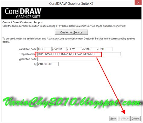 corel draw x4 enter serial number serial number corel video studio pro 12