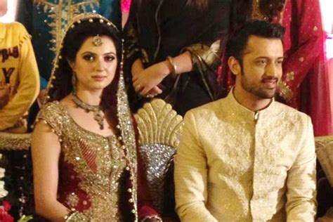 atif aslam wife page not found