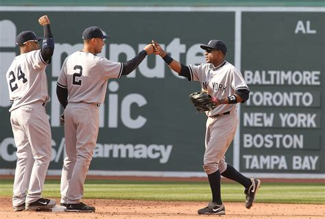 derek jeter photos photos new york yankees v boston red