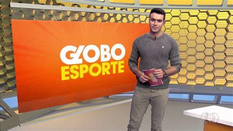 Globo Esporte Encerramento Do Jornal Anhanguera E In 237 Cio Do Globo