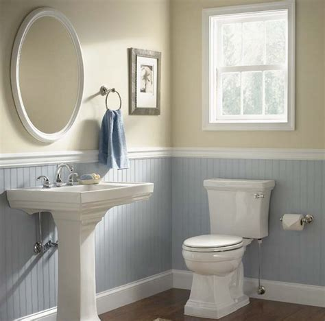 Bathroom Beadboard Ideas The Best Beadboard Bathroom Ideas I Like The Color Combo But Maybe A Darker With