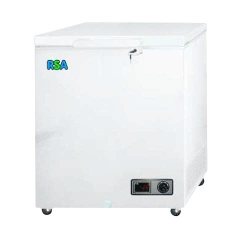 Freezer Rsa 200 Liter jual rsa freezer box cf100 putih chest freezer 100l