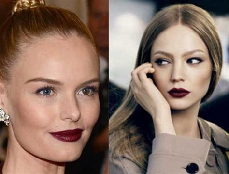 best red mac lipstick for black women 2015 best dark red lipstick burgundy mac diva left and the