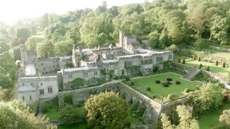Make A Floorplan by Haddon Hall Estate Bakewell Derbyshire Youtube