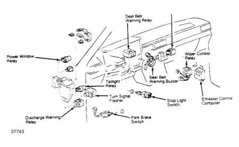 1979 toyota voltage regulator diagram 1979 free engine