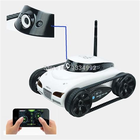 Best Quality Mainan Rc Mobil Remote Car Skala 1 10 Mainan Remot newest design rc remote tank car wifi 4ch controlled by iphone android mobile phone