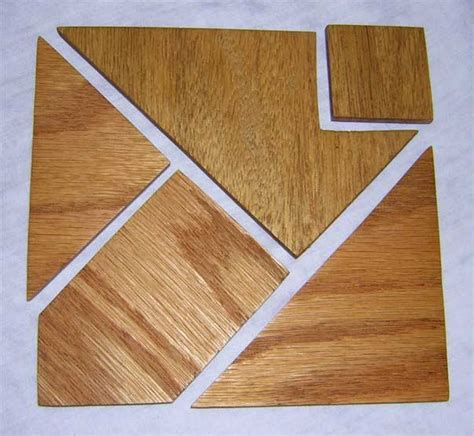 tangram puzzle pattern printable wood pattern