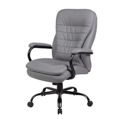 plush office chair office heavy duty plush caressoftplus chair in
