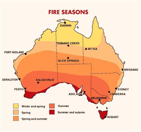 when did new year start in australia australia s bushfire seasons social media bureau