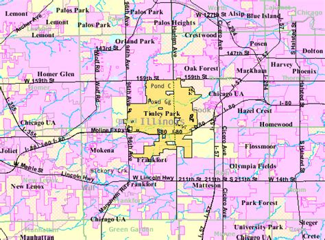 Section 105 Of Title 5 United States Code by File Tinley Park Il 2009 Reference Map Gif Wikimedia Commons