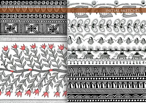 Mural Painting On Wall madhubani a bedding collection for eucalyptus a home