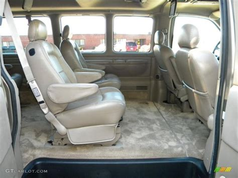 Chevy Express Interior by 2002 Chevrolet Express 1500 Lt Passenger Interior