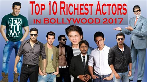 top 10 richest actors 2018 top 10 richest actors 2017