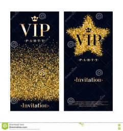 Vip Pass Invitation Template by Vip Invitation Card Premium Design Template Stock Vector
