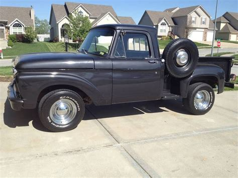 1966 ford f100 stepside 1966 f100 stepside iron
