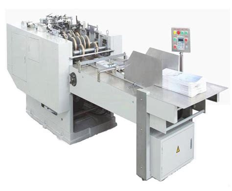 Paper Bag Folding Machine - paper bag machine automatic paper handbag bottom