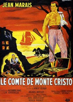 le comte de monte cristo 1954 film r 233 alis 233 par robert the count of monte cristo 1954 film wikipedia