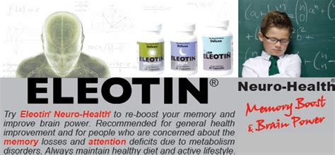 Eleotin Detox by Manufacturer Of Eleotin Eastwoodcompanies