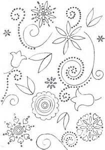 Vorlagen Florale Muster Ornamente Motive Und Malvorlagen Kreativtipps